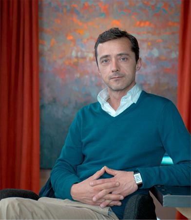 portrait de Tristan Salmon-Legagneur